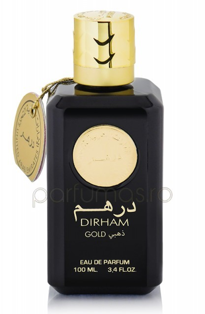 Dirham Gold 100ml - Apa de...